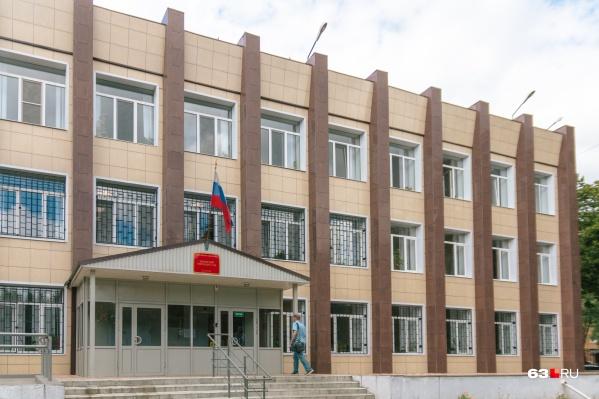 Дело рассмотрят в Кировском районном суде