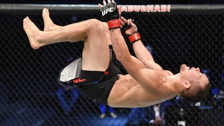 Омский боец Пётр Ян стал чемпионом UFC в легчайшем весе
