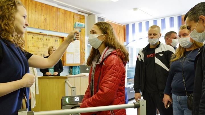 Из-за случаев COVID-19 в Архангельской области 62 класса ушли на дистант, две школы — закрыты