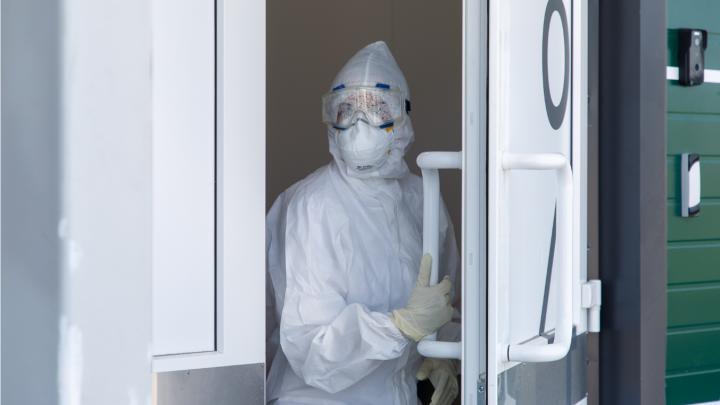 В Пермском крае открыли еще одно отделение для пациентов с коронавирусом