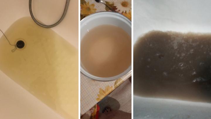 Красноярцам объяснили, почему из крана течёт грязная вода и что с этим делать