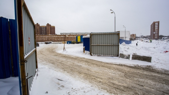 В Новосибирске шумную снегоплавильную станцию стали запускать с 6 утра — жители обратились в полицию
