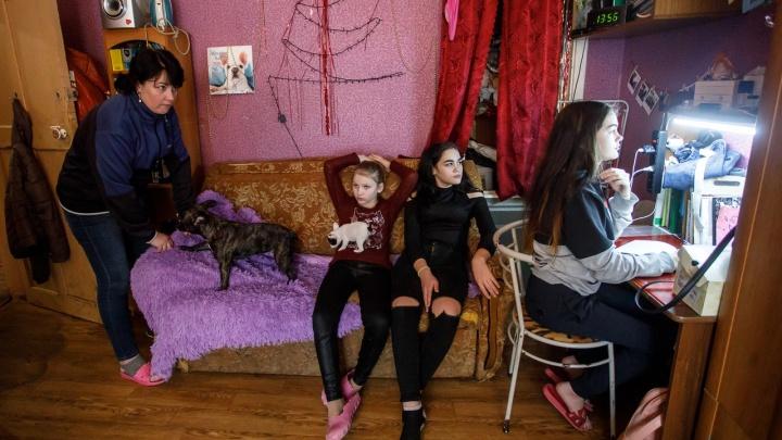 Волгоградские школы перевели на удалёнку из-за коронавируса
