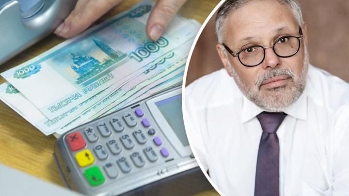 «Все забудут про коронавирус»: экономист Михаил Хазин — о падении рубля
