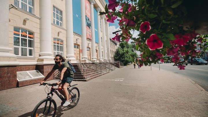 «Го кататься?»: где в Тюмени взять велосипед напрокат