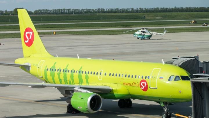 В Платове приземлился самолет с отказавшим двигателем