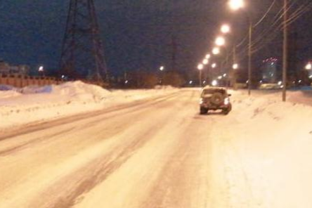 В Ленинском районе водитель «Ниссана» сбил 12-летнюю девочку