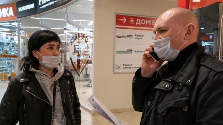 «Товары на 20 миллионов испарились за ночь»: как в Архангельске бизнес выгнали из ТРЦ «Макси»