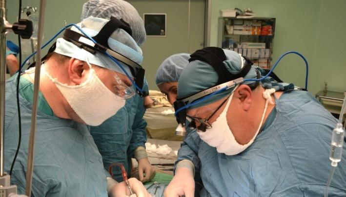 Тюменские врачи спасли новорожденного с редчайшим пороком сердца