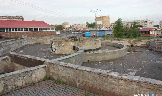 Объявлено о реконструкции Предмостной площади к 400-летию Красноярска. Концепцию выберут на конкурсе