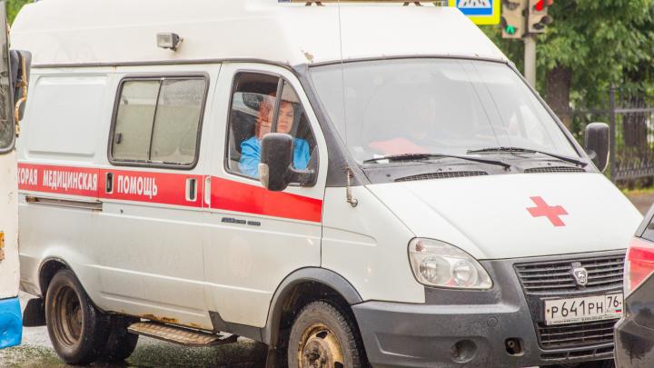 В Ярославской области сбили 13-летнюю девочку