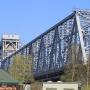 В Архангельске на месяц продлили ограничения проезда по железнодорожному мосту