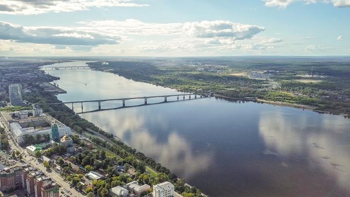 Реконструкция набережной в Закамске и новые детские сады: власти отчитались, как идёт подготовка к 300-летию города