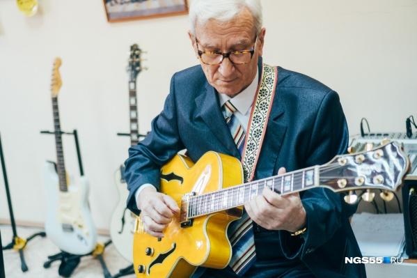 Олег Городович любит классическую музыку