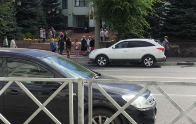 В Самаре эвакуировали мэрию из-за сообщения о бомбе