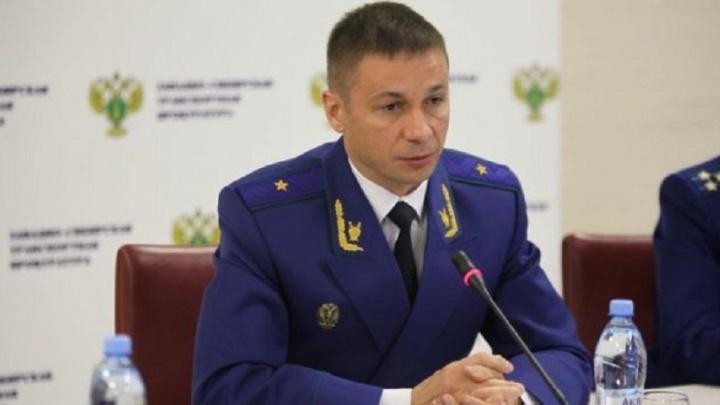 Волгоградская областная дума согласовала смену прокурора региона на уроженца Омска