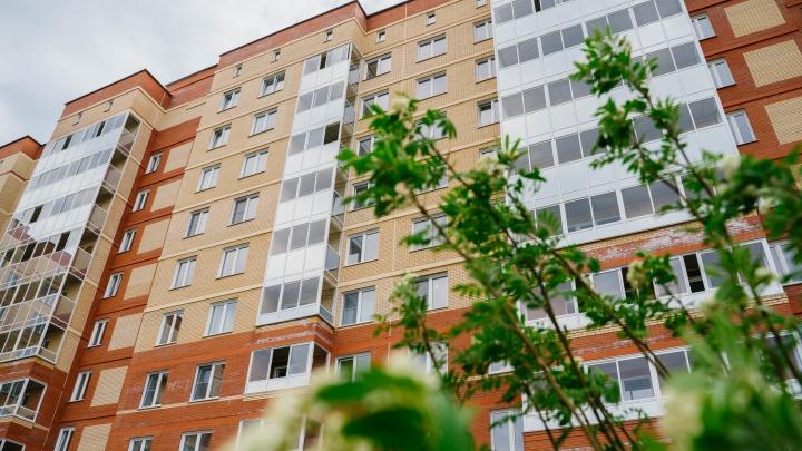 Без первого взноса: недалеко от площади Калинина появился дом с квартирами от 13813рублей в месяц
