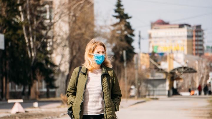 Почти полсотни человек за сутки: новые данные по коронавирусу в Тюменской области