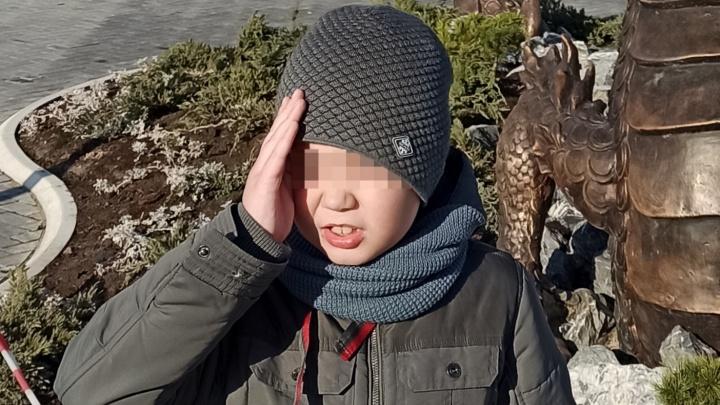 В Тюмени с детской площадки пропал ребенок