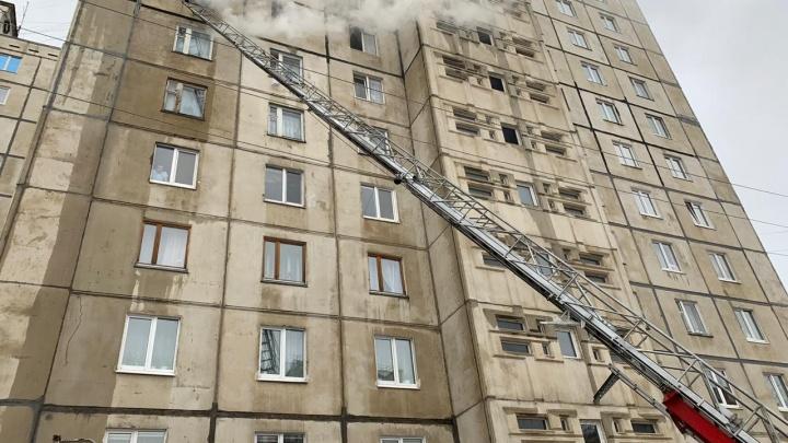 В Уфе из многоэтажки в Сипайлово эвакуировали 32 человека