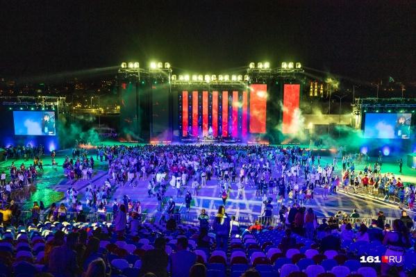 Фестиваль продлится до 10 сентября