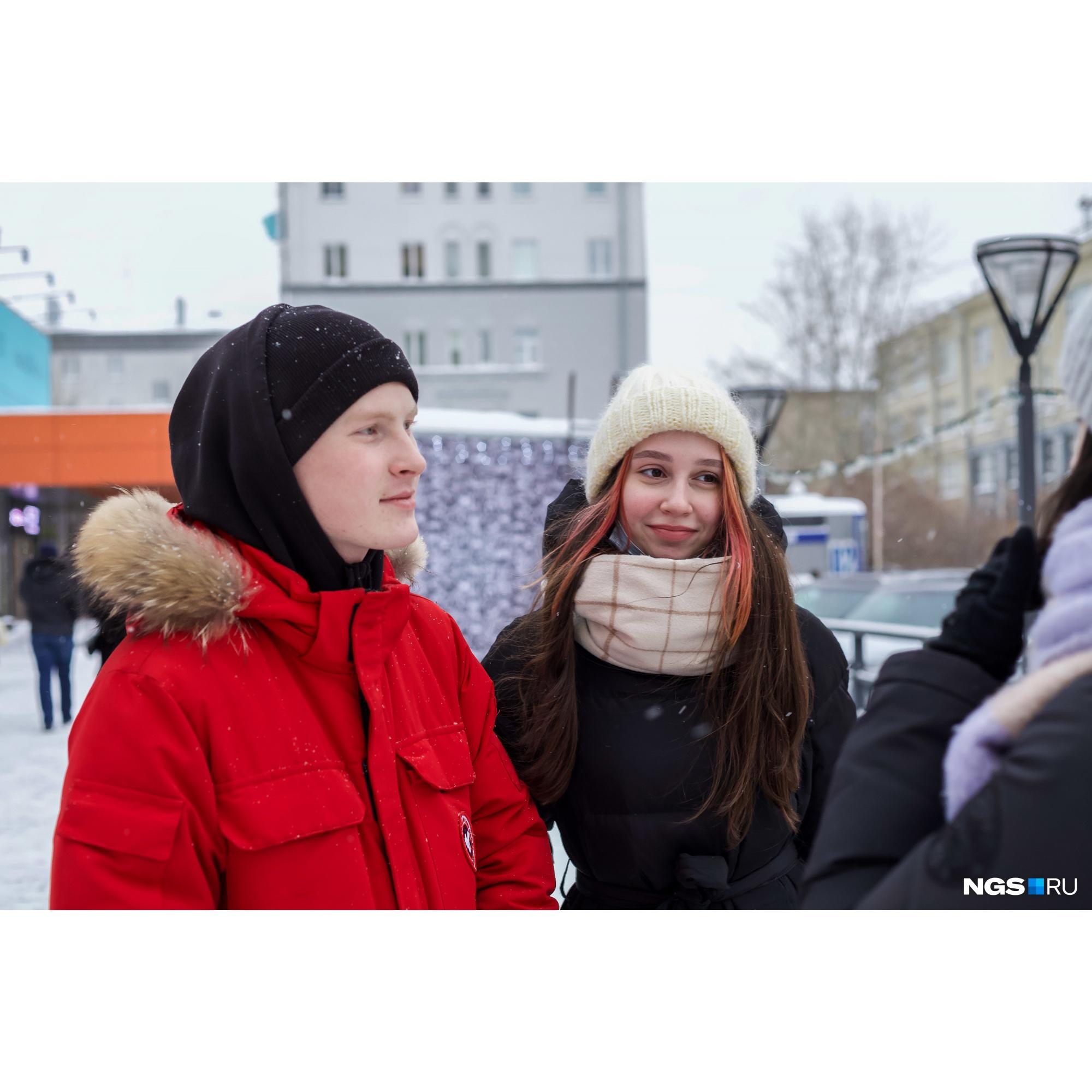 Владимир и Лейла вспомнили о летней поездке на Байкал
