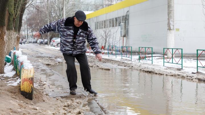 Такого еще не было: смотрим, какой погодой Волгоград встречал весну в прошлые годы