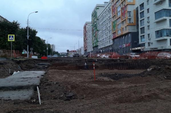 Уфимец уверен, что Комсомольскую не ремонтируют