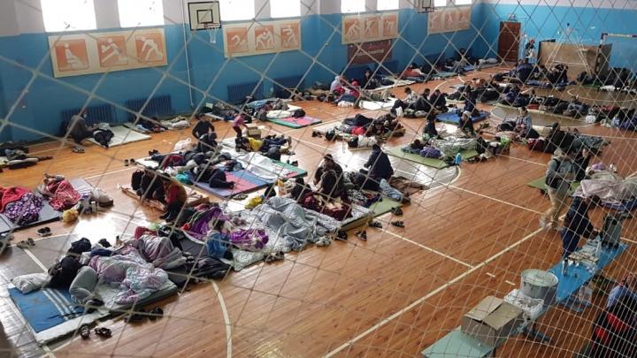 1300 мигрантов из Кыргызской Республики застряли в Башкирии из-за закрытых границ
