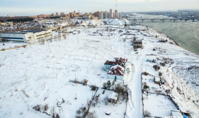В Академгородке проектируют новый детский сад на 300 человек