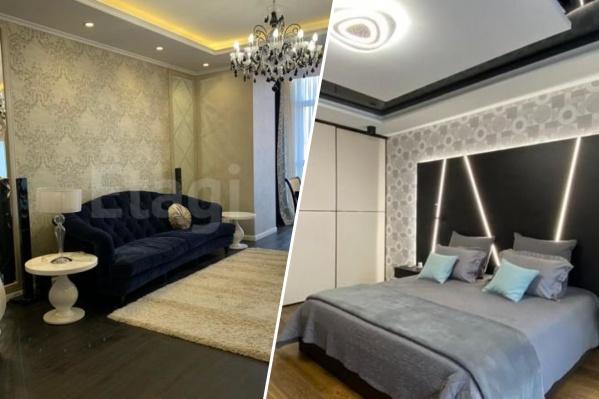 Цена квартир в аренду доходит до 150 тысяч рублей в месяц