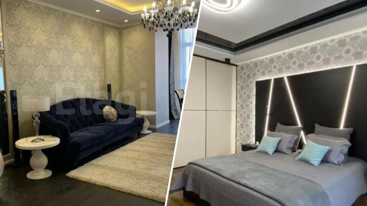 Самую дорогую квартиру в аренду сдают в Красноярске за 150 тысяч в месяц