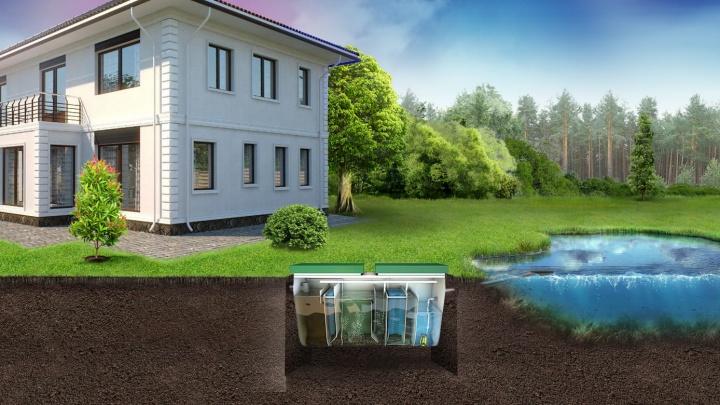 Как выбрать надёжную современную канализацию для загородного дома