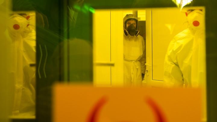 Лаборатория в Екатеринбурге будет сама определять коронавирус у пациентов