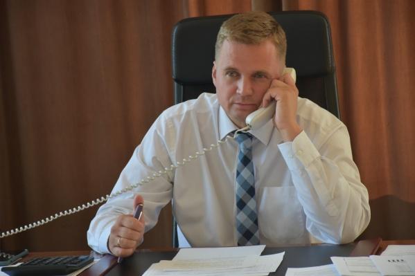 Александр Виноградов достаточно молод и в группу риска по возрасту не входит