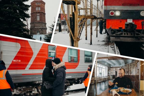 Железнодорожная артерия, соединяющая Тюмень с Россией. Рассмотрим ее поближе