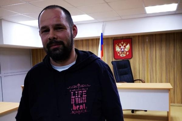 Алексей Кунгуров покинул Россию