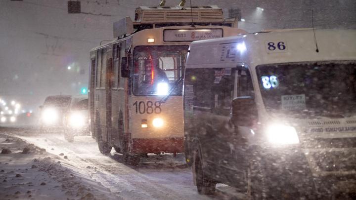 Власти определили разработчика новой транспортной схемы Челябинска и пригорода
