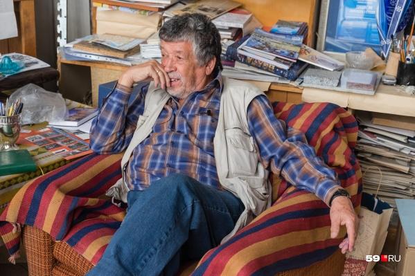 Равиль Исмагилов скончался в возрасте 80 лет. У него был коронавирус