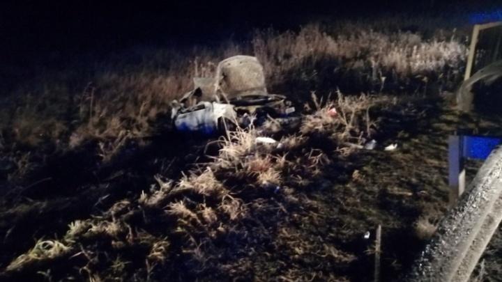 «Машина вылетела с дороги и загорелась». Екатеринбуржца приговорили к девяти годам за ДТП с погибшими