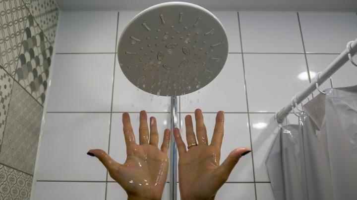 Жителям Взлетки на пять дней раньше возвращают горячую воду
