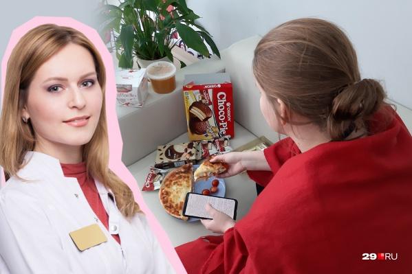 Что бы такого съесть, чтобы похудеть? Вечный вопрос. Татьяна Рыкалова подчеркивает: такого супер-продукта или средства не существует
