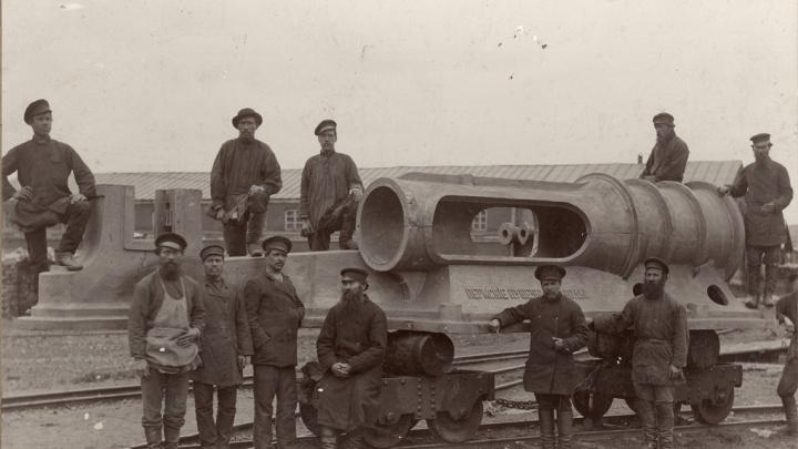 Здесь выпускали лучшую медь для чеканки монет, пушки, пароходы и бронепоезда: история заводов в Мотовилихе. Часть 1