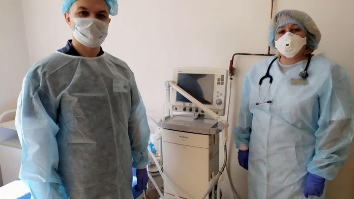 В 20-й больнице создают второй пульмонологический стационар: теперь для детей