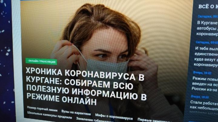 45.RU вошел в тройку самых цитируемых СМИ Зауралья по итогам 2019 года