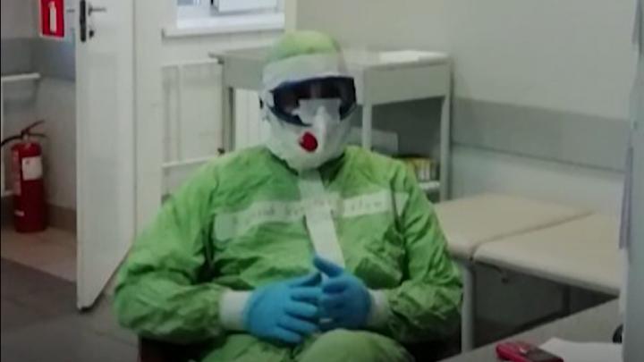 Кузбасский медик рассказал, как переболел COVID-19. Всего в регионе заболели 400 медработников