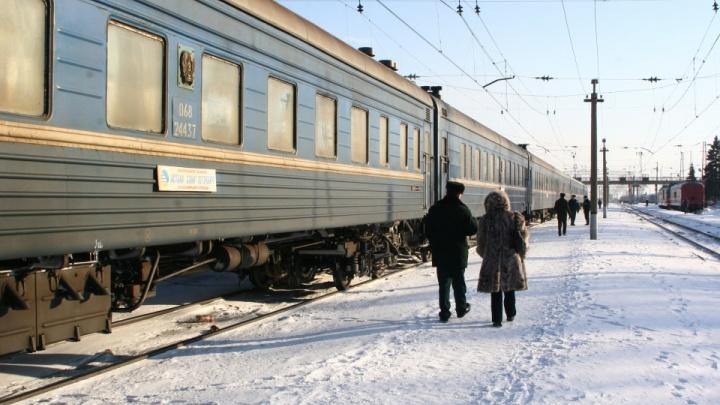 Поезда до Казахстана временно отменены из-за распространения коронавируса