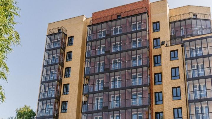 В клубном доме продают квартиры от 14444 рублей в месяц, предложение действует всего два месяца