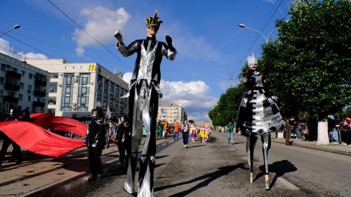 Будут ли отмечать День города в этом году? Объясняет мэр Перми Дмитрий Самойлов