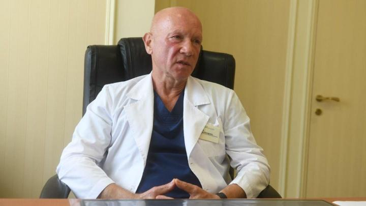 Сколько пациентов с COVID-19 умирает после ИВЛ? Ответил главврач ГКБ № 40